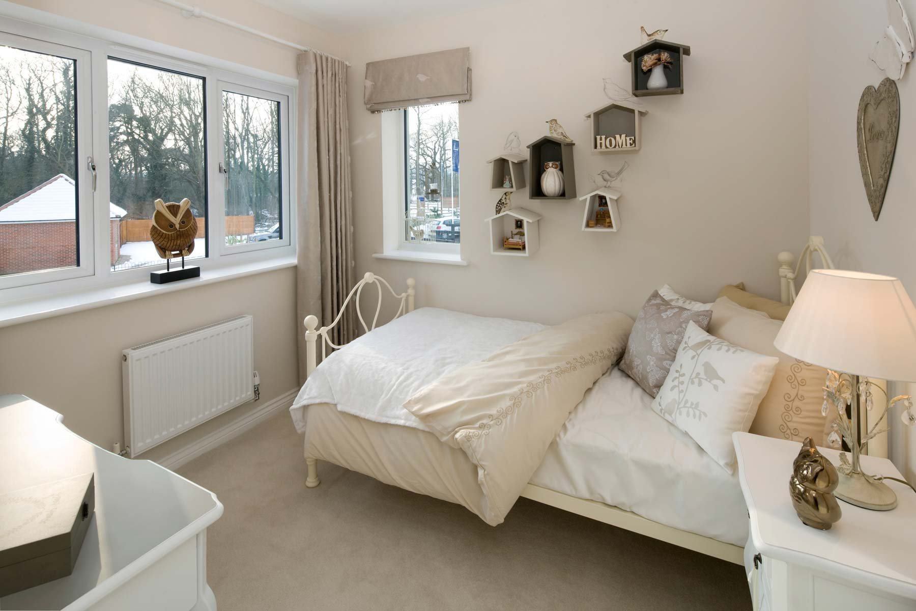 A Typical Taylor Wimpey Showhome Childrens Bedroom Leybourne