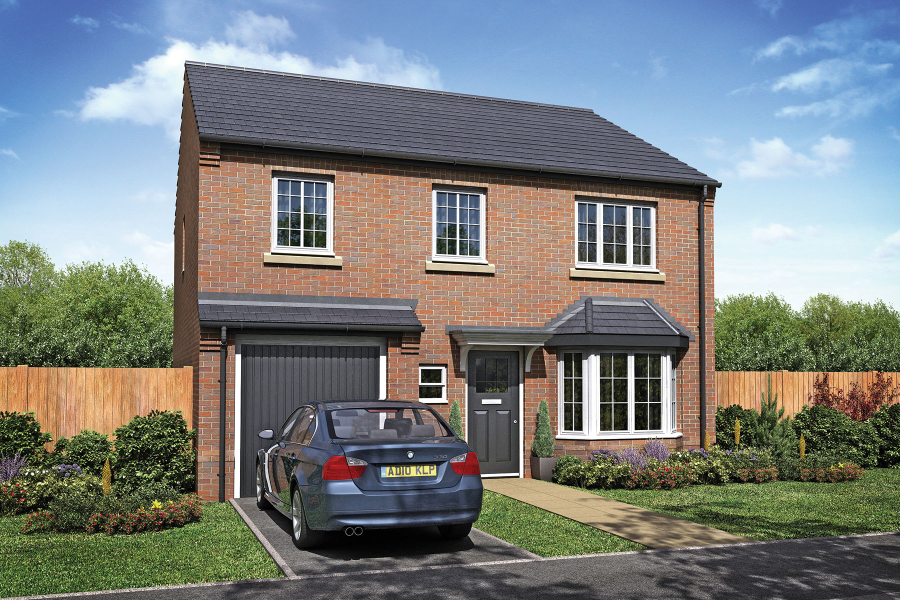 Taylor Wimpey - Xpressions - The Downham