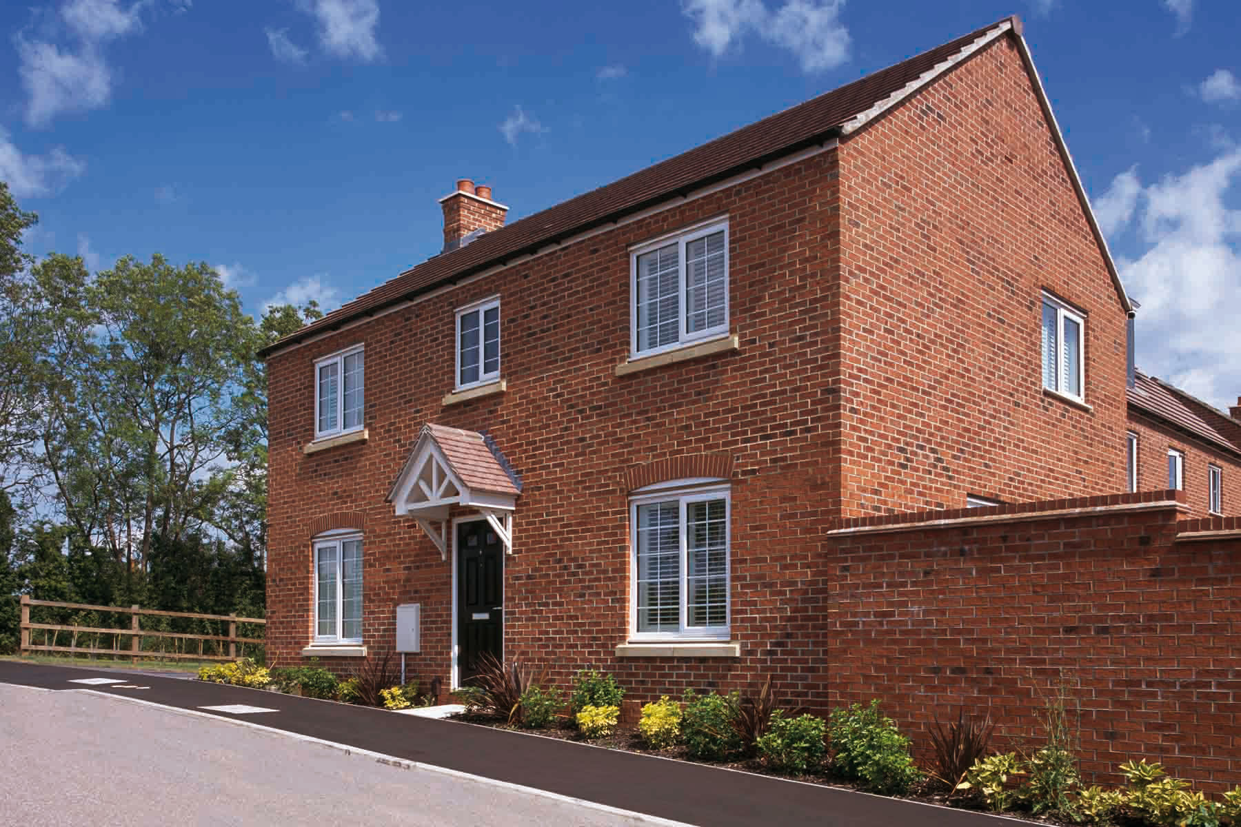 Taylor Wimpey detached house